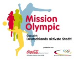 Logo Mission Olympic